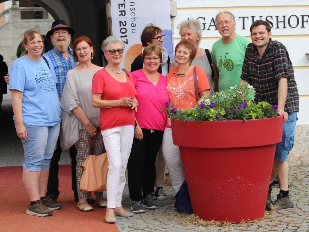 Das Team der Hospizbewegung Bad Ischl - Inneres Salzkammergut